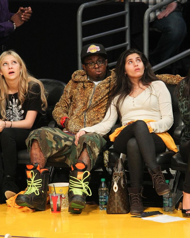The best: who is lil wayne dating dhea