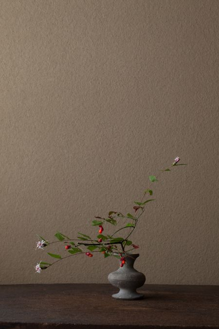Flower Arrangement By Kawase Toshiro