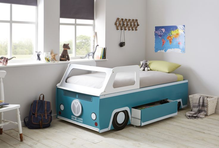 Camper Van Bed http://direct.asda.com/george/george-home/Camper-Van-Bed-Blue/001753089,default,pd.html