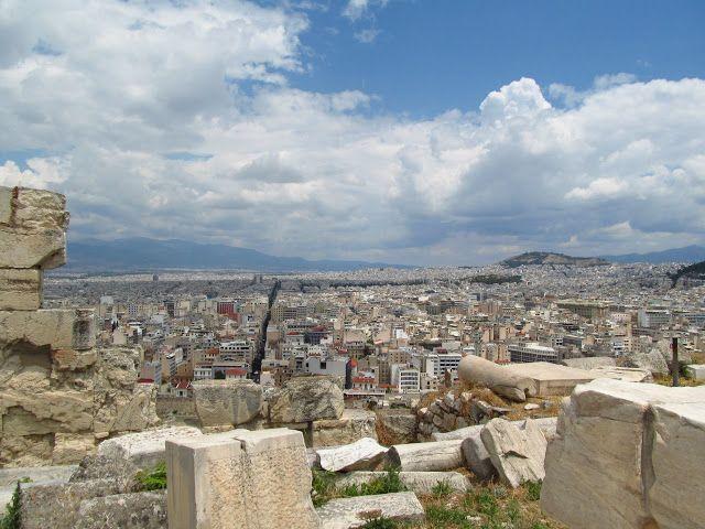 Наш отдых в Греции. Пелопоннес, Патры.