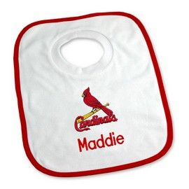 8 best personalized baby gifts for st louis cardinals fans images st louis cardinals personalized pullover bib st louis cardinals at personalized gifts for babies negle Gallery