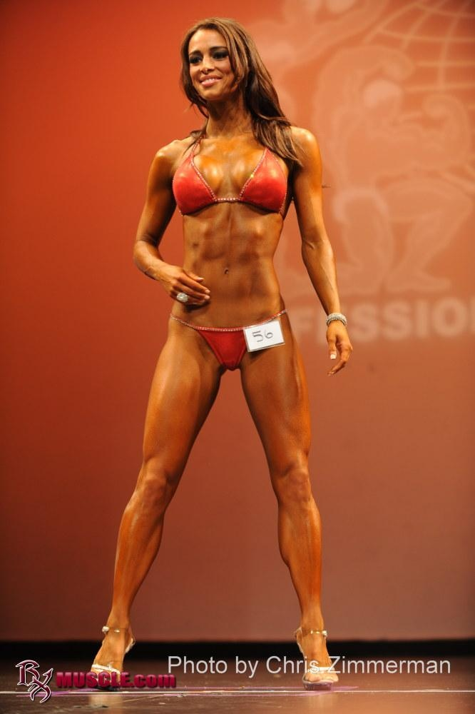 Juliana Daniell Fitness And Bikini Competition