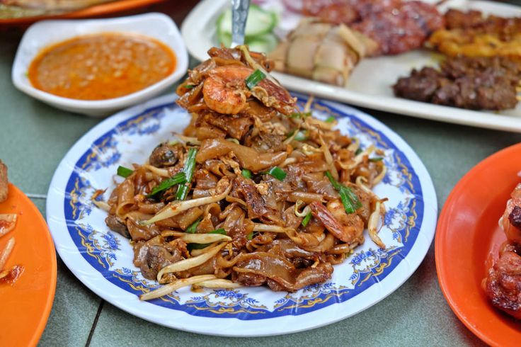 Ipoh Fried Kway Teow