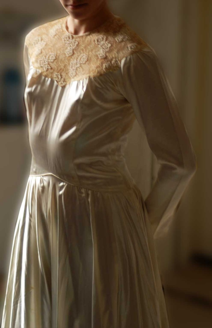 1000 images about 1930s fashion style and trends on for 1930s style wedding dresses