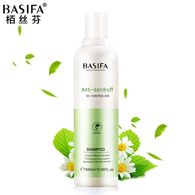 Dandruff  Hair Shampoo Hair Care scalp  hair care fresh and clear oil-control 300ml #fashion #beauty #shampoo #haircare