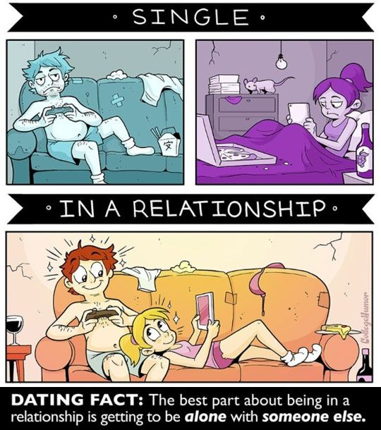 The Best Part Of Being In a Relationship