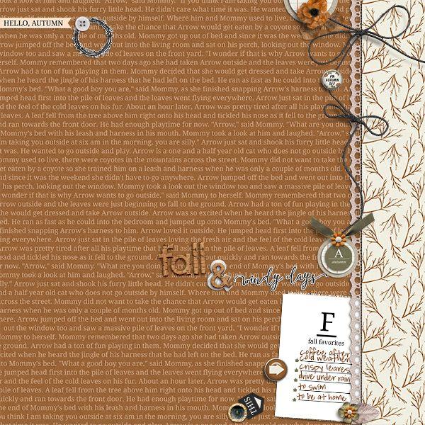 Autumn Day Bundle: http://sahindesigns.com/collections/all/products/autumn-day-bundle   by Sahin Design