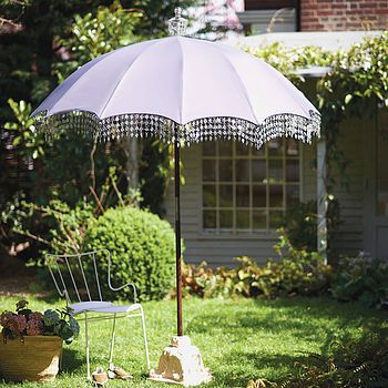 Garden Umbrella From The Indian Garden Company.... Only A Few Now In