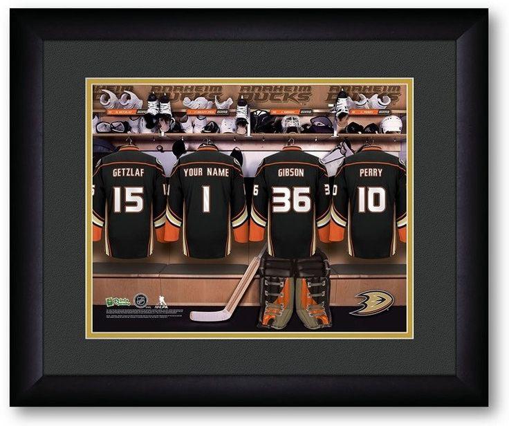Anaheim Ducks Locker Room Quotes