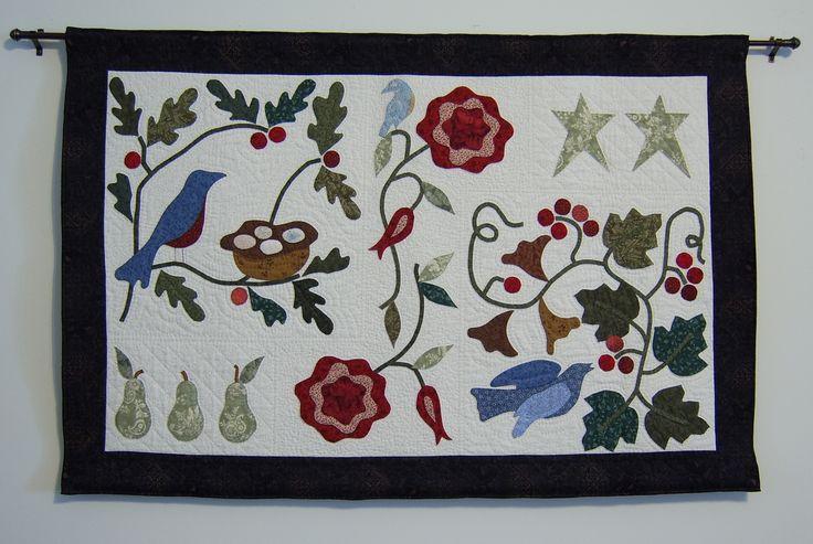 223 Best Images About Blackbird Designs On Pinterest Garden Club Quilt And Sweet Home