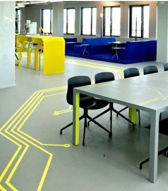 wayfinding - ICT Experience Center De Verdieping by Studio 1:1