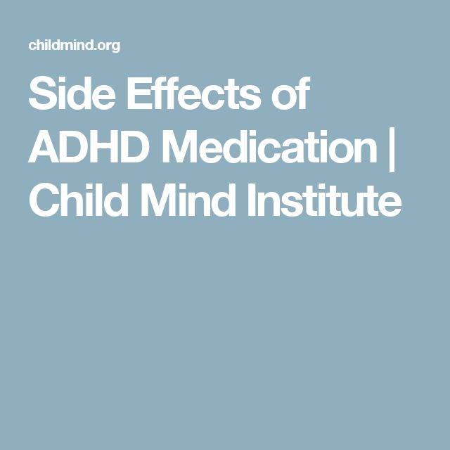 the harmful effects of adhd medication Adhd drugs taken by children are the suspected cause of serious side effects, including suicide pictured here is the drug strattera, one of the drugs listed in health canada's adverse reaction database.