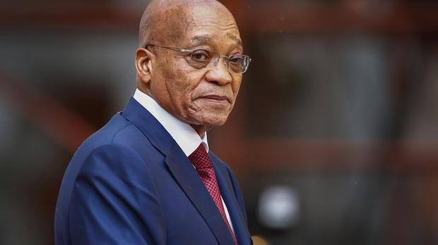 Johannesburg - The National Freedom Party (NFP) on Tuesday warned beleaguered President Jacob Zuma to stand down quietly as head of state or face a physical removal similar to Zimbabwe's Robert Mugabe, adding that it had instructed its MPs to ensure that Zuma did not open Parliament later this week.