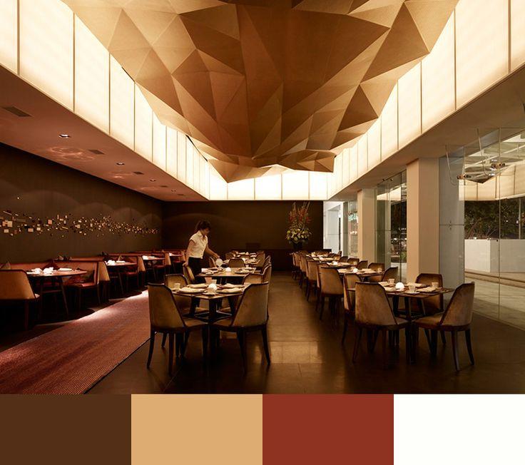 30 Restaurant Interior Design Color Schemes: 17 Best Ideas About Restaurant Interiors On Pinterest