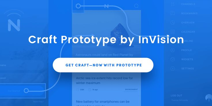 Bring unrivaled context and continuity to your Sketch workflow—and create better products—with Craft Prototype.