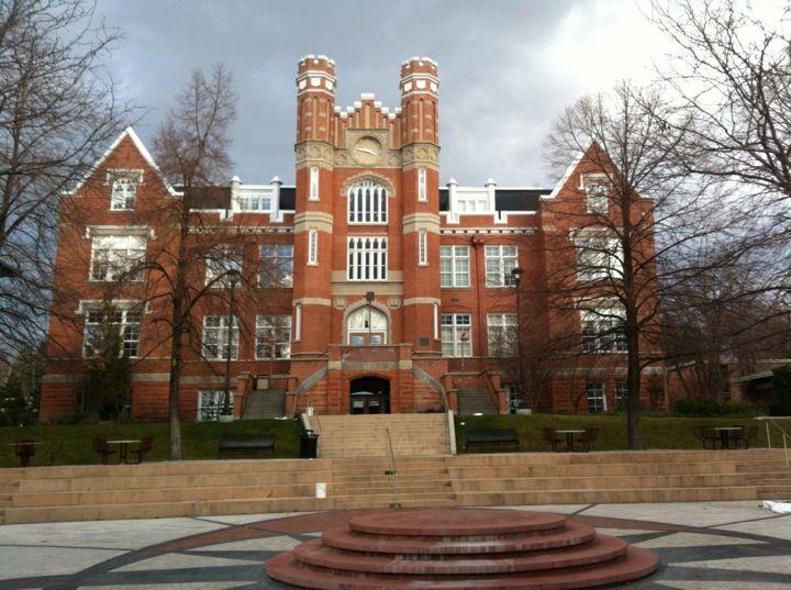 Westminster College, Salt Lake City, Utah.