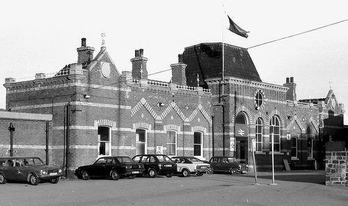 Old Barnslley Railway Station