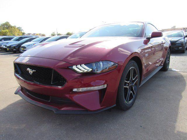 Ebay 2019 Mustang Gt Premium 2019 Ford Mustang Gt Premium 5 Miles