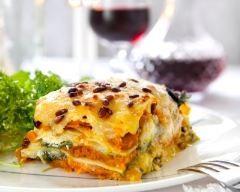 Lasagnes aux légumes faciles (rapide) - Une recette CuisineAZ