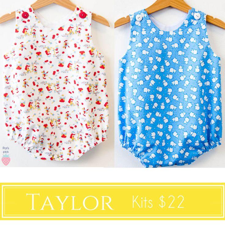 Pat's Pick Kit - Taylor
