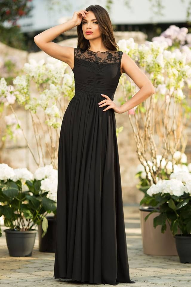 Long black gown made from veil and precious lace: https://missgrey.org/en/dresses/long-black-evening-gown-made-from-fine-veil-and-precious-lace-azaria/530?utm_campaign=mai&utm_medium=azaria_neagra&utm_source=pinterest_produs