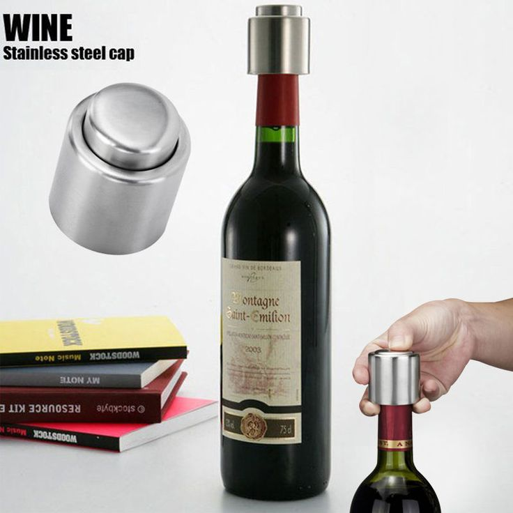 Cheap bottle wall, Buy Quality bottle cap shop directly from China bottle caps for sale Suppliers: Free Shipping Stainless Steel Vacuum Sealed Red Wine Storage Bottle Stopper Plug Bottle Cap Hot saleUSD 1.48/pieceVegeta