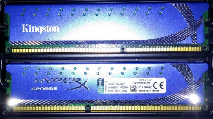 Kingston Technology HyperX 16 GB Kit (4x4 GB Modules) 16 Quad Channel Kit 1600