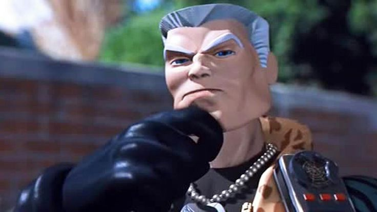Major Chip Hazard Of Small Soldiers
