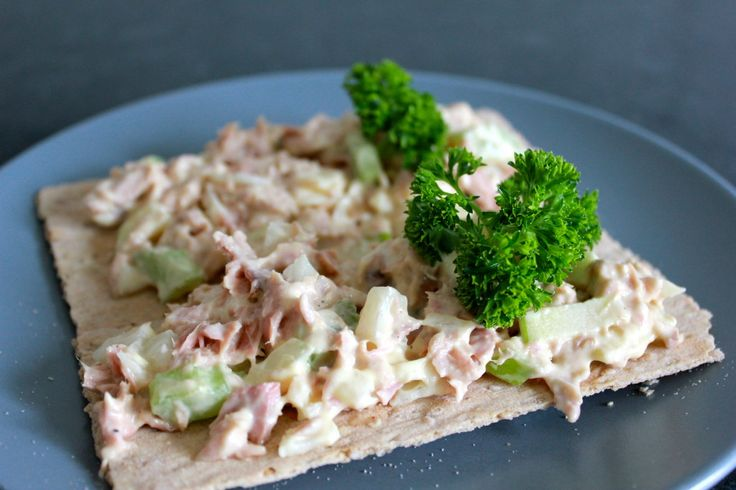 Recept: Lekkerste Tonijnsalade - TRENDY MOMMY