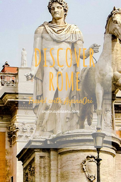 Discover Rome #Italy #Rome
