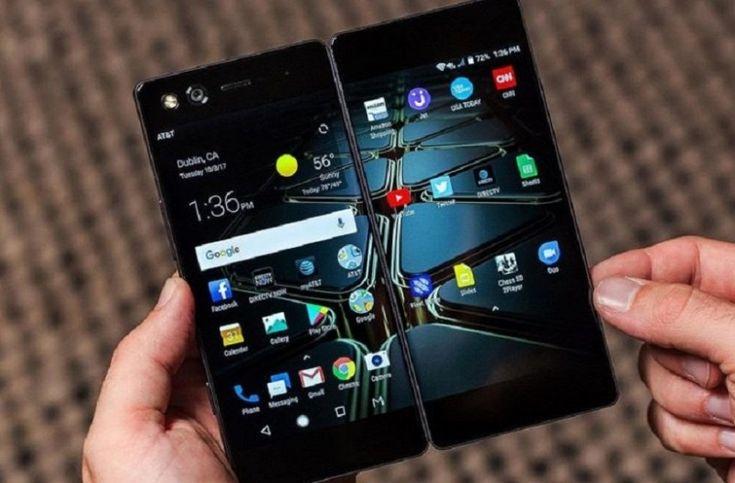 Άκρως πρωτοποριακό: Έρχεται κινητό τηλέφωνο που θα διαθέτει διπλή οθόνη! (βίντεο)