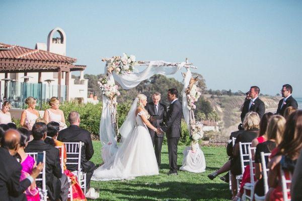 Cerimonia di nozze a Bacara Resort | photography by http://jasminestar.com/