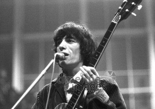 Bill Wyman in Halle Münsterland Hermann Schröer/Timeline Images #1965 #60s #60er #Rock #Konzert #Musik #Bass #Bassist