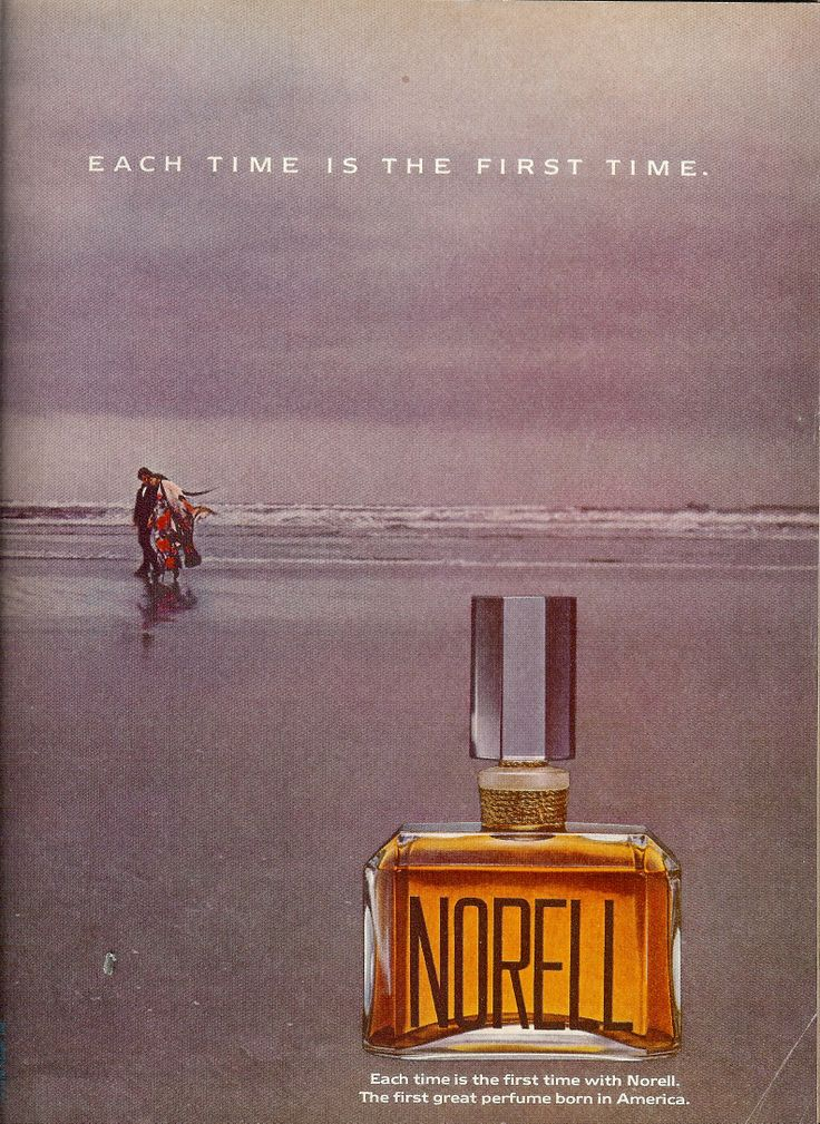 Norell Perfume (1978) - named for Norman Norell, the American fashion designer