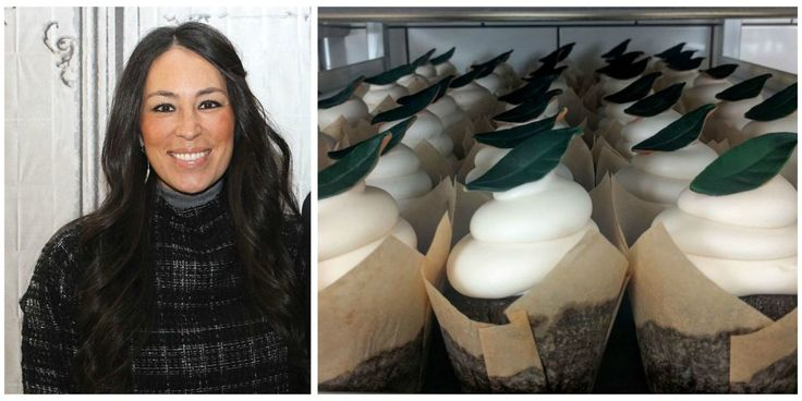 How Joanna Gaines Frosts Cupcakes at Silos Baking Co. - Delish.com