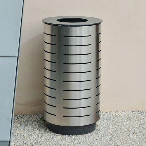 Dust-bin for public spaces MARGUERITE AREA