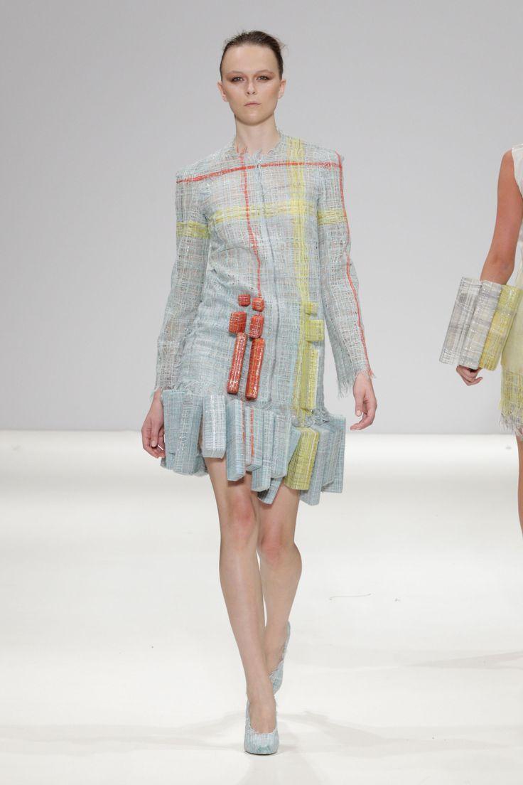 Hellen van Rees SS13 look 4 #SS13 #hellenvanrees #fashion