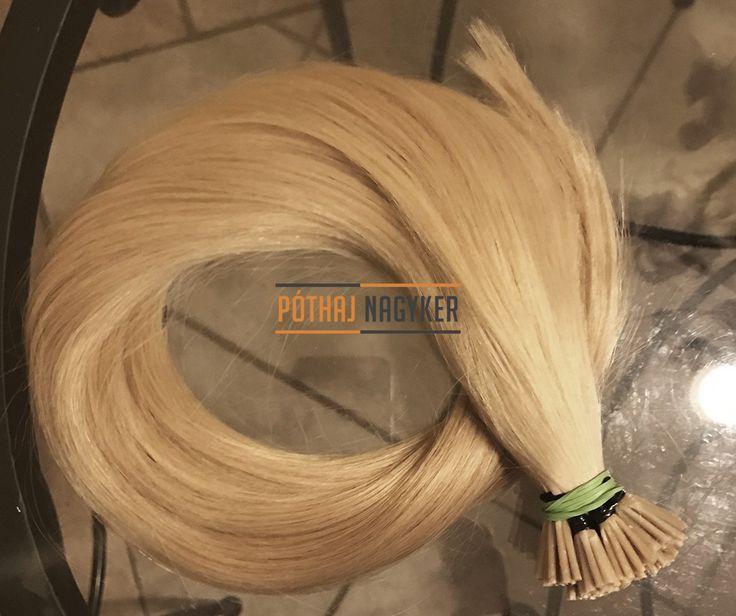 100g tincses #európai #póthaj #szőke színekben (bézsszőkétől a platinaszőkéig) 40-45 cm:51.000Ft 50-55 cm:55.000Ft 60-65 cm:59.000Ft 70-75 cm:63.000Ft 80-85 cm:67.000Ft   100%-osan természetes, puha és selymes hajak az igazán tartós hajpótlásokhoz - www.pothaj.info