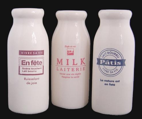 Saizen Milk Bottles