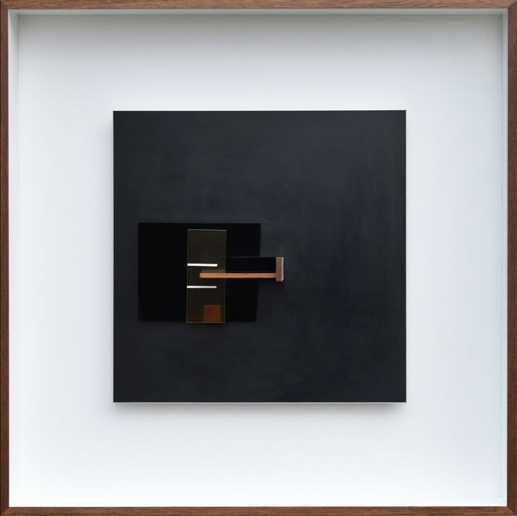 Construction ca.1965 - Victor Pasmore
