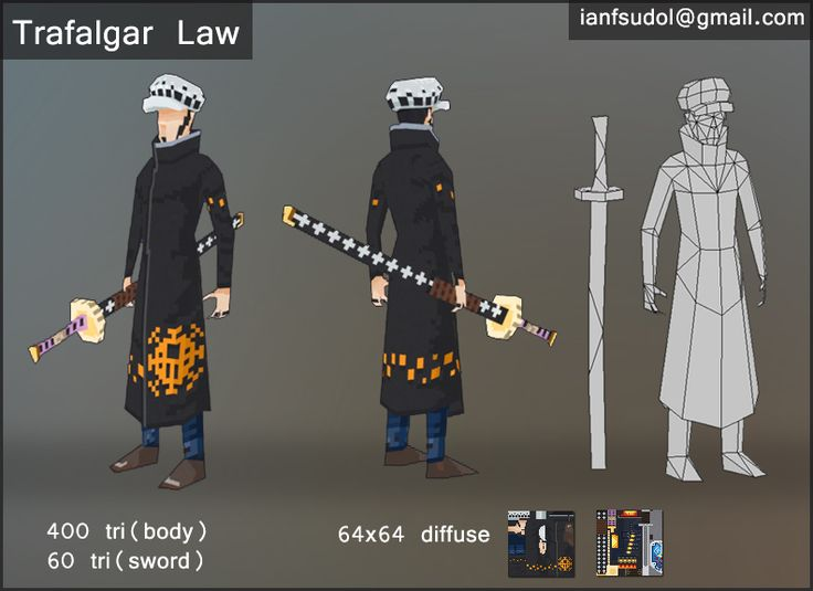 LOWPOLY (sub 1000~ triangle models) - Page 515 - Polycount Forum