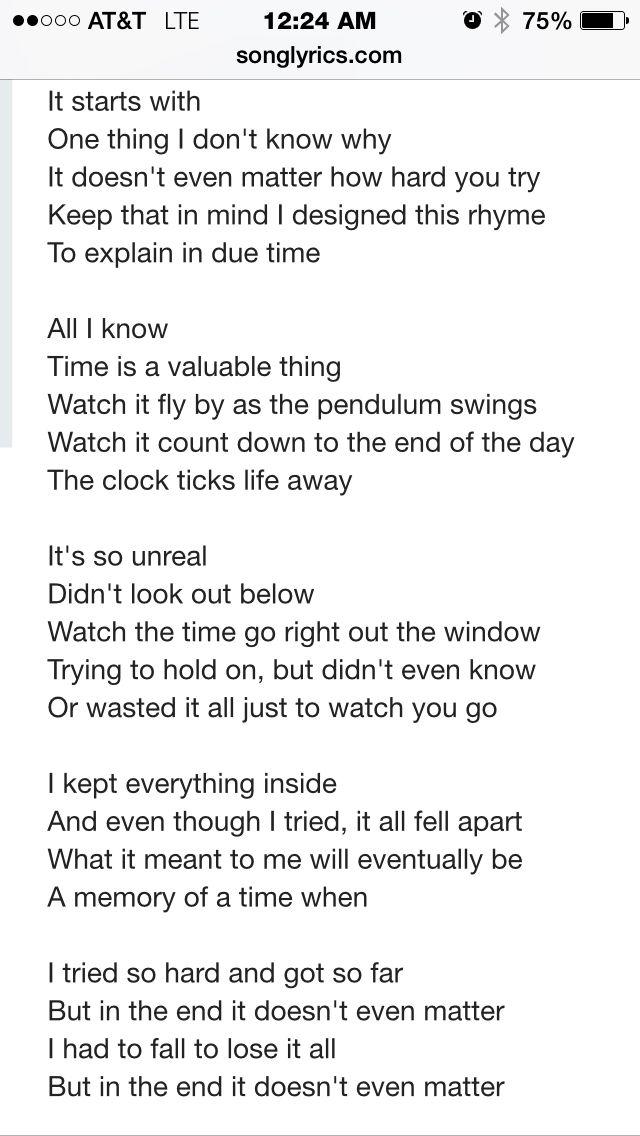 Lyric if you go away lyrics : 81 best Living large with LINKIN PARK images on Pinterest | Linkin ...