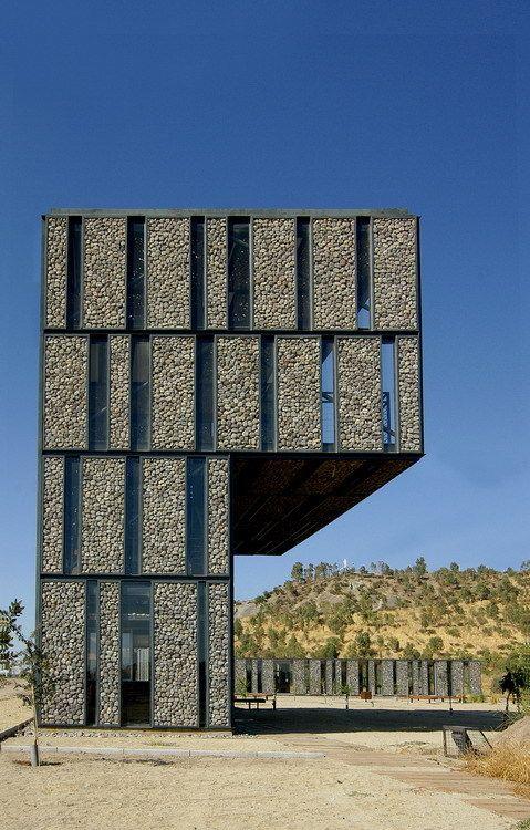Acceso Parque Metropolitano Sur / Polidura Talhouk Arquitectos