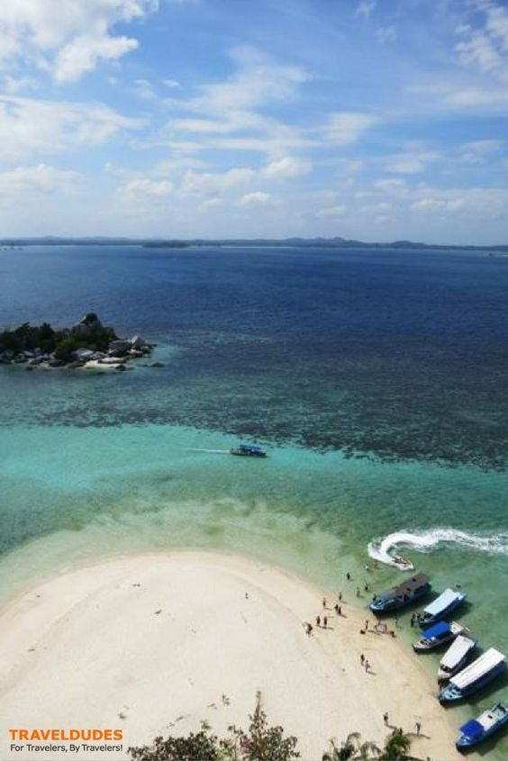 Bali Without the Tourists: Belitung, Indonesia - For anyone looking for a quick beach escape, I would recommend Belitung because not only is it less touristy, but return flight tickets from Jakarta to Belitung are way cheaper than to any other beach desti