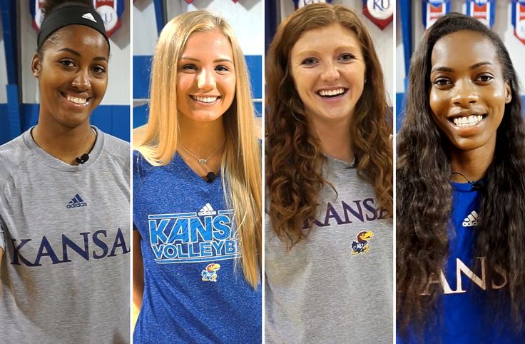 Learn more about Kansas volleyball's 2017 newcomers as senior Addie Barry interviews all four.