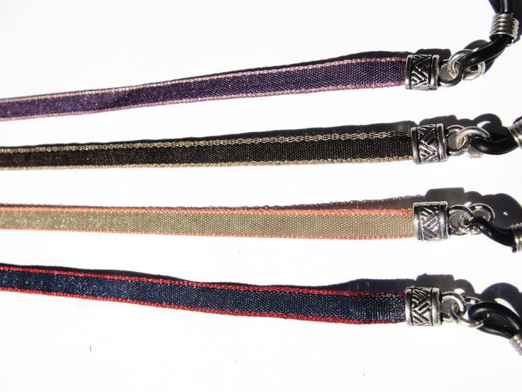 Susana Mata, cordones para gafas, cadenas para gafas, cadenas gafas, decoracion opticas