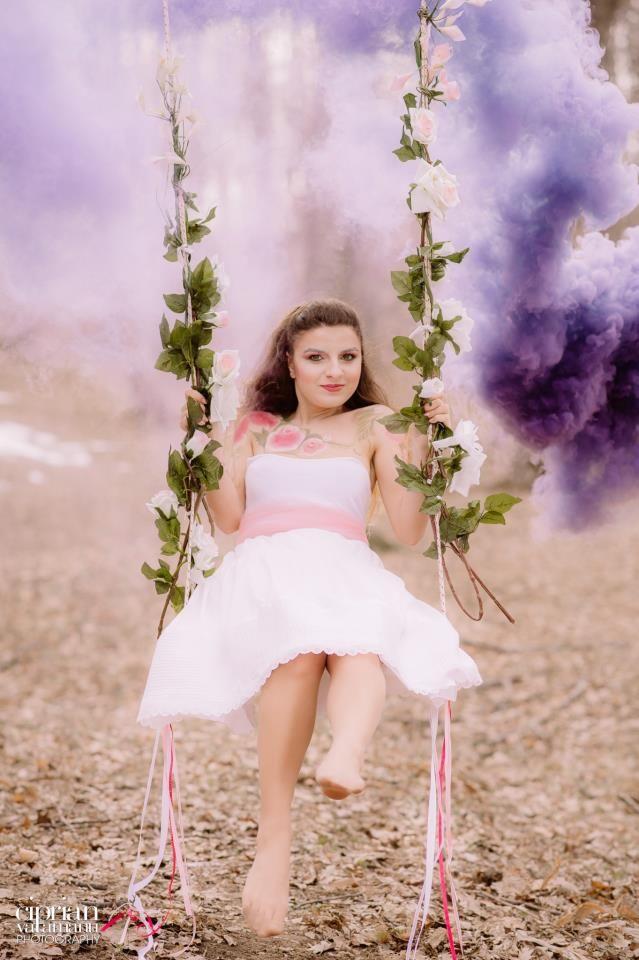 Makeup, Hair & Dress by Andreea Matran | Make-up Artist