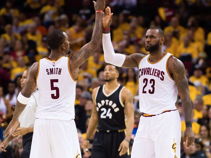 The Cavs' domination in the playoffs comes with a huge extra benefit