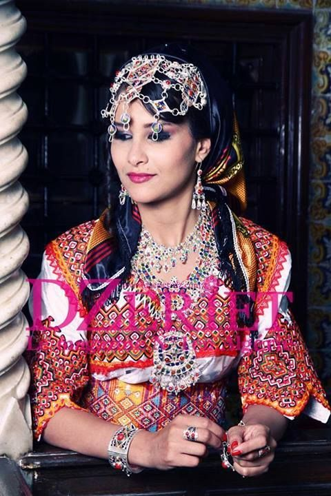 kabyle women