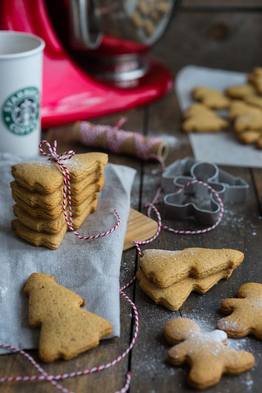 Рождественские имбирные пряники рецепт с фото, как приготовить.